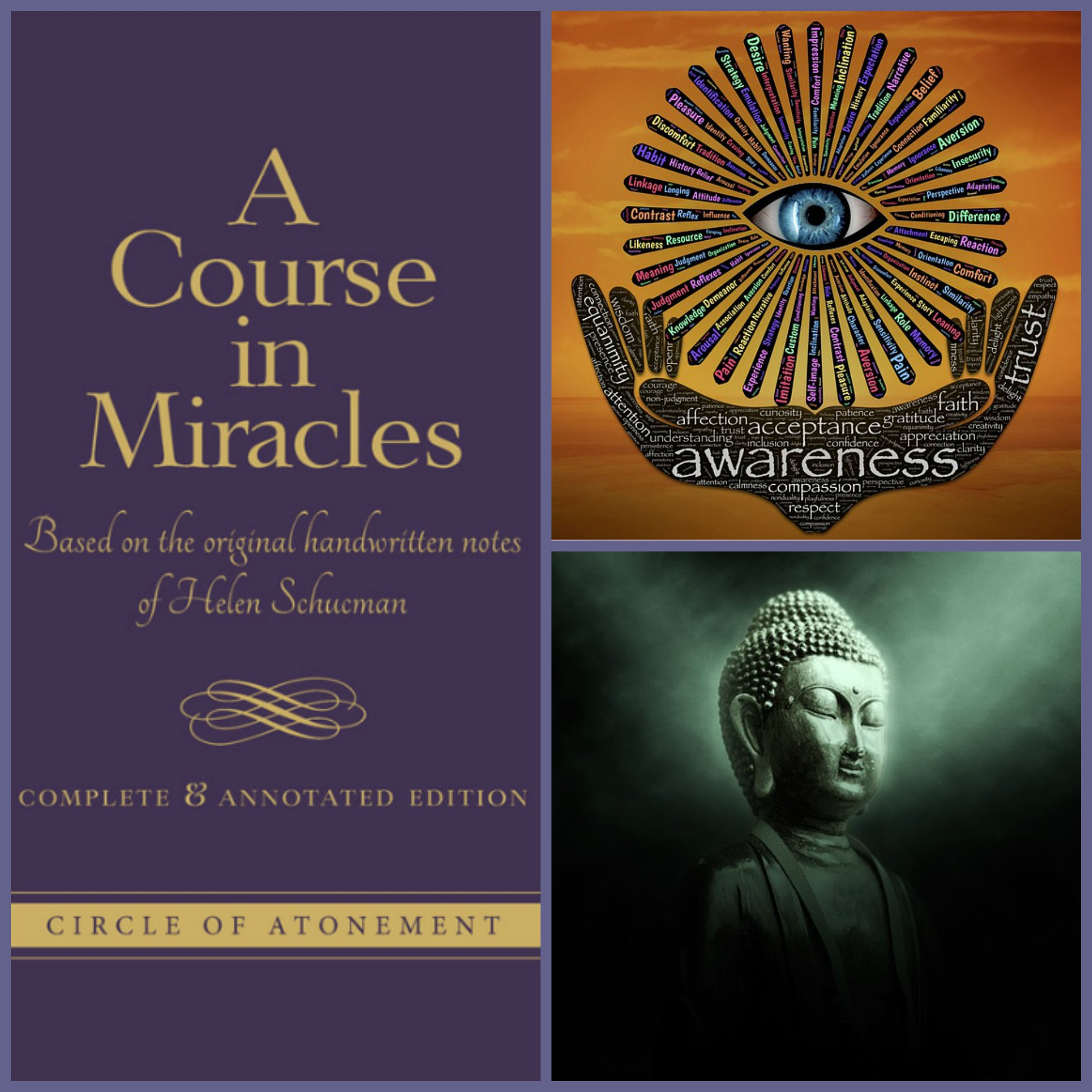 A Course In Miracles And Non Duality